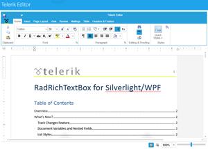 Telerik UI for Silverlight - Visual Studio Marketplace
